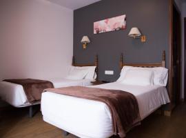 Hotel Bruna, hôtel à Esterri d'Àneu