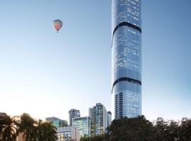 Arise Brisbane Skytower, serviced apartment in Brisbane
