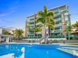 Akama Resort, hotel in Hervey Bay