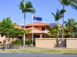 Pegasus Motor Inn and Serviced Apartments, motel in Brisbane