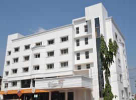 Hotel Vijayentra, hotel near Pondicherry Airport - PNY, Pondicherry