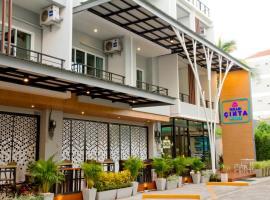 Krabi Cinta House, отель в городе Краби
