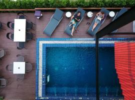 The Rodman Hotel, hotel in Chiang Mai