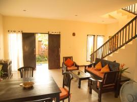 Yudhistira House, apartment in Ubud