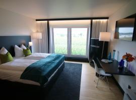 MN Hotel, hotel in Mindelheim