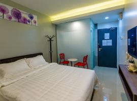 U Plus Budget Hotel, hotel di Bukit Mertajam