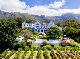 The Cellars-Hohenort, hotel in Cape Town
