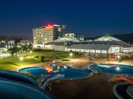 Hotel Hills Sarajevo Congress & Thermal Spa Resort, хотел в Сараево
