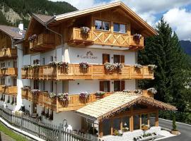 Hotel Garni Lastei, hotel a Pozza di Fassa