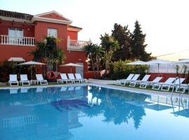 Alborán Algeciras, hotel in Algeciras