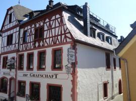Hotel zur Grafschaft, hotel in Brauneberg