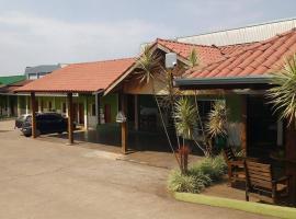 Hotel Maringa, hotel em Maringá