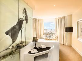 Hotel Renoir, hotel in Cannes
