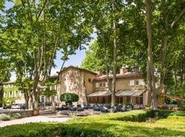 Le Moulin de Vernègues Hôtel & Spa, hotel near Pont Royal International Golf Course, Mallemort