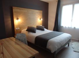 Hotel Castel, hotel in Neuves-Maisons