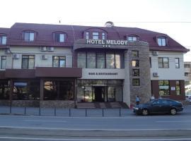 Hotel Melody, hotel in Oradea