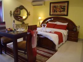 Hotel Perla Verde, hotel em Volcán Chimborazo