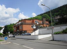Hotel Zur Rose, hotel in Bad Karlshafen