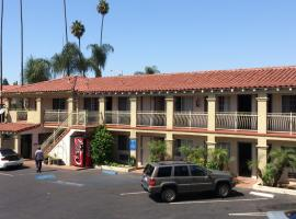 Santa Ana Travel Inn, hotel in Santa Ana