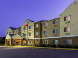 Fairfield Inn & Suites Sioux Falls, hotel v destinaci Sioux Falls