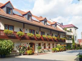 Hotel garni Sonnenhof, Hotel in Reichenberg