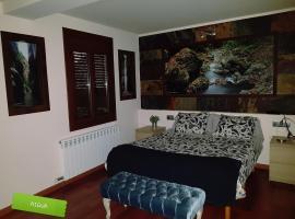 Rural L'Ortiga Blanca, hotel in Queralbs