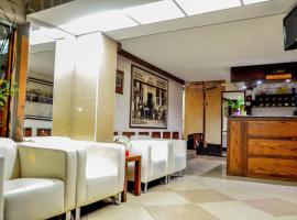 Hotel Bell, hotel in Leskovac