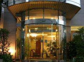 Hotel GreenGarden, hotel in Maebashi