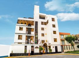 Natura Inn Hotel, accessible hotel in Arequipa