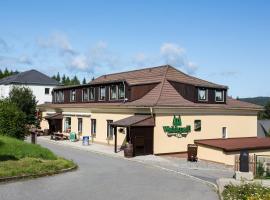Gaststätte & Pension Waldquell, Hotel in Antonshöhe