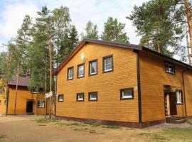 База отдыха Связист, отель в городе Петровское