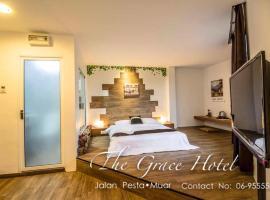 The Grace Hotel, hotel di Muar