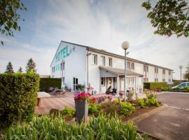 La Grange de Marie、Nitryのホテル