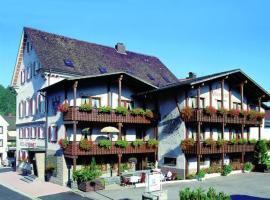 Adler Post, hotel in Lenzkirch