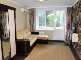 BestFlat24 Letnaya, accessible hotel in Mytishchi