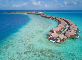 Grand Park Kodhipparu Maldives, spa hotel in North Male Atoll