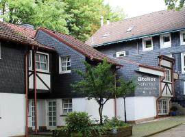 Hotel Nüller Hof, boutique hotel in Wuppertal