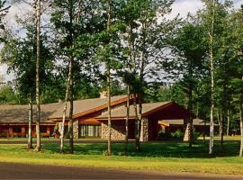 Whitetail Lodge, hotel v destinaci Saint Germain