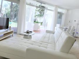 Vivaldi Boutique Suites Jardines del Mar, hotel 4 estrellas en Marbella