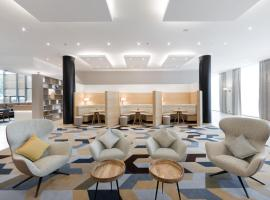 Courtyard By Marriott Brussels: Brüksel'de bir otel
