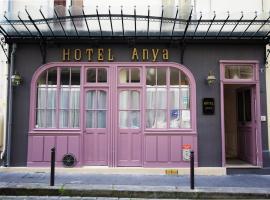 Hotel Anya, hotel in Paris