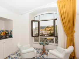 Surriento Suites, pet-friendly hotel in Sorrento