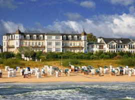SEETELHOTEL Ahlbecker Hof, hotel near Baltic Hills Golf Usedom, Ahlbeck