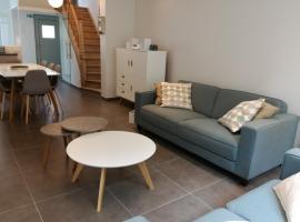 The Front Door - Comfort, self-catering accommodation in Ieper