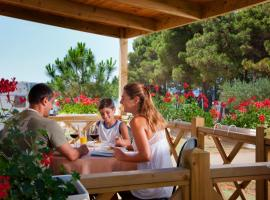 Sirena Mobile Homes, hotel in Novigrad Istria