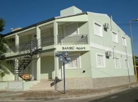 BAMBÚ Apart, serviced apartment in Federación