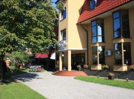 Вальде Парк, отель в Лесном