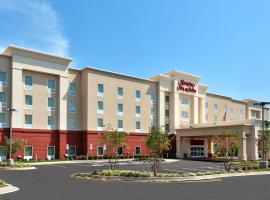 Hampton Inn & Suites Knoxville-Turkey Creek, hotel in Knoxville