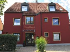 Hotel Augsburg Langemarck, hotel in Augsburg