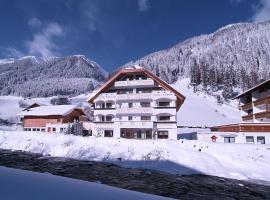 Hotel Fatlar, hotel in Ischgl